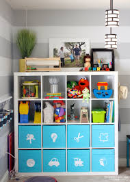 Toy Storage Furniture by Toy Storage In An Ikea Expedit The Homes I Have Made