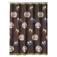 Circo Tree House Shower Curtain 25 Best Owl Shower Curtain And Accessories Images On Pinterest