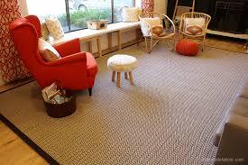remodelaholic custom rugs with shaw floors