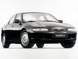 mazda xedos 9 mazda xedos 6 oder eunos 500 fron 1992 design by takeshi arakawa