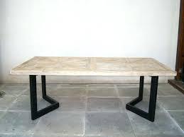 bureau loft industriel table a manger industrielle ractro mobilier de style loft