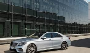 2018 mercedes benz reveals s class upgrades unveiled