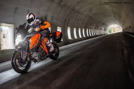 2017 ktm 1290 super duke gt first look motorcycle usa