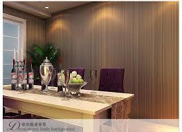 Wallpaper Livingroom by Strips Wall Paper 10m Roll Modern Surope Style Striped Wallpaper