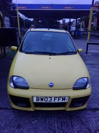 used fiat seicento cars for sale motors co uk