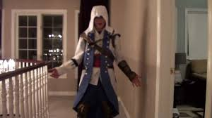 Connor Halloween Costume Assassins Creed 3 Costume Costume