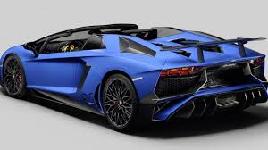 Lamborghini Aventador Msrp - lamborghini aventador superveloce roadster pricing announced for