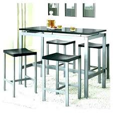 small tall kitchen table high table and chairs small high table kitchen high table and chairs