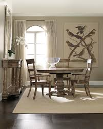 Casual Dining Room Furniture by Casual Dining Set With Round Pedestal Table Ladderback Arm Chairs