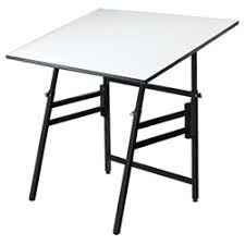 Fold Up Drafting Table Fold A Way Tables Drafting Equipment Warehouse