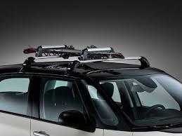 porta sci per auto barre portatutto portasci 500l panda marchi auto