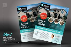 Estate Feature Sheet Template 20 Sales Flyer Template Psd For House Retail And Discount 20