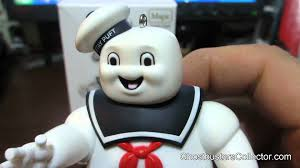ghostbusters stay puft marshmallow hallmark ornament review
