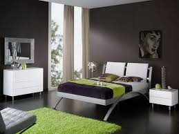 Color Palettes With Grays And Yellow DarkGreenGrayBedroom - Contemporary bedroom paint colors