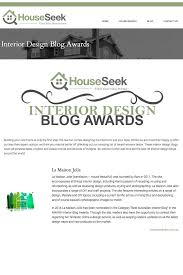 Best Home Design Blogs 2016 by La Maison Jolie Press