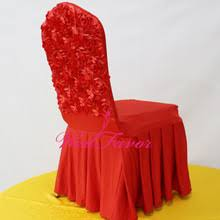 rosette chair covers online get cheap rosette chair covers aliexpress alibaba