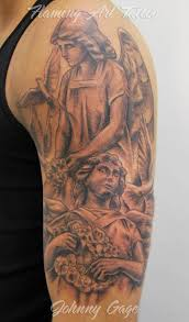 51 exquisite angel designs to consider for your next tattoo