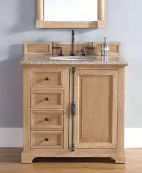 Unfinished Solid Wood Bathroom Vanities From James Martin Furniture - Bathroom wood vanities solid wood