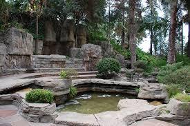 Big Rock Garden Big Orange Landmarks No 110 Los Angeles Academy Rock Garden