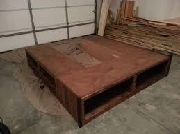 bed frames wallpaper hd diy king platform bed with drawers king