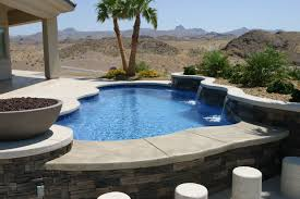 Pool Landscape Pictures by Cancun Large Fiberglass Inground Viking Swimming Pool