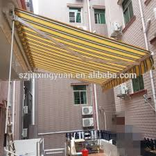 Electric Awning Waterproof Electric Retractable Balcony Awnings Buy Balcony