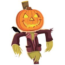 halloween scarecrow clipart 11