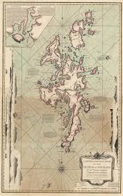 Shetland Islands Map Gallery You Are Here National Library Of Scotland