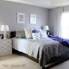 purple bedroom ideas master bedroom decorating ideas gray with purple and blue paint in