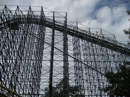 The Boss Six Flags Villain Roller Coaster Wikipedia