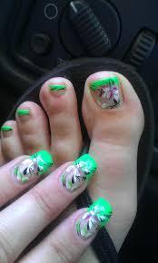17 cute lime green nail designs lime green nail artcute lime