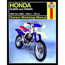 aw motorcycle parts haynes manual 2183 hon xl600r u0026 xr600r