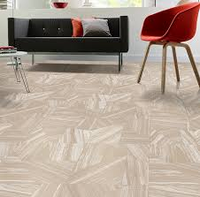 streaky jaspe style vinyl sheet flooring could be great for a