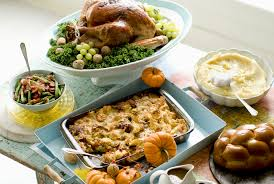 thanksgiving 2014 menu planner every recipe you need for turkey