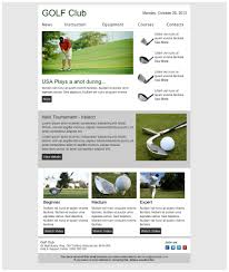 email newsletter template compatibility test email newsletter
