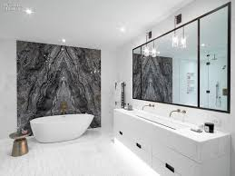 luxury bathroom design 30 simply amazing interiors at nyc residences wall accents 30th