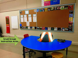 how to set up a middle classroom 2 peas and a dog