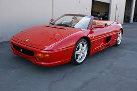 1998 f355 spider for sale 9 f355 spider for sale san jose ca