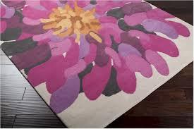 Raspberry Pink Rug Surya Bombay Bst 529 Bone Raspberry Prune Purple Area Rug