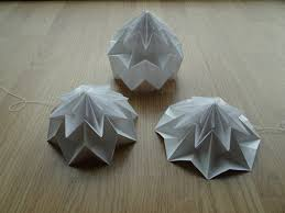 origami home decor creating my own lampshades based on the origami magic ball