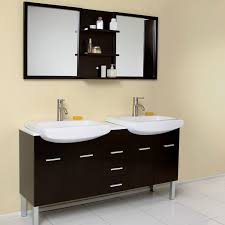 Modern Bathroom Vanities by Bathroom Ideas Wall Mounted Modern Double Bathroom Vanities Under