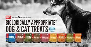 orijen biologically appropriate dog and cat food
