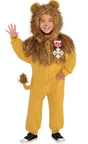 lion costume baby cowardly lion costume the wizard of oz party city