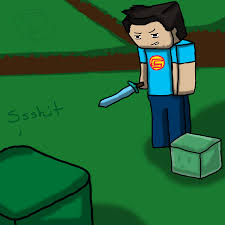 captainsparklez minecraft captainsparklez and jerry by fyrrewolf on deviantart