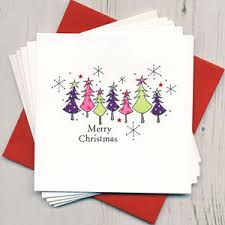 christmas card packs notonthehighstreet com