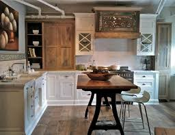 using reclaimed wood for your kitchen furniture superior