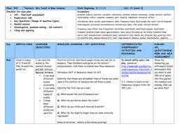 numeracy year 3 block c unit 1 by natalia1974 teaching resources