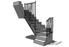 3d stairs free download 3d models of stairs sketchup stair models