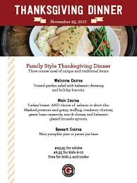 chicago northwest thanksgiving dinner without the cleanup