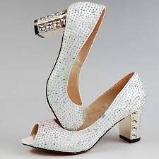 wedding shoes chunky heel chunky heel wedding shoes